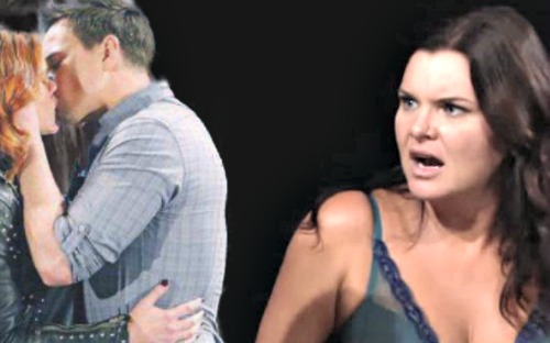 The Bold and the Beautiful Spoilers: Katie's Jealous Rage as Wyatt Moves On with Sally – Thorne Stirs the Pot