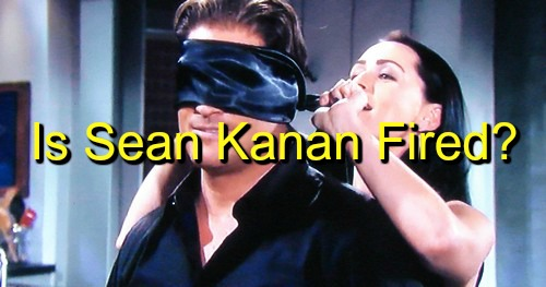 The Bold and the Beautiful Spoilers: Is Sean Kanan Fired From B&B, Complains on Twitter - Deacon and Quinn Separate Off Camera