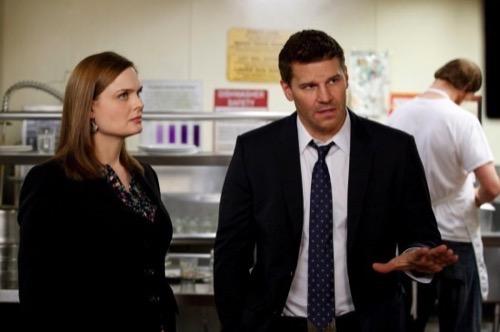"Bones Recap - Dead Food Critic Case: Season 10 Episode 16 ""The Big Beef at the Royal Diner"""