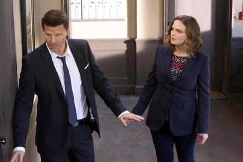 "Bones Recap - Aubrey's Shady Dad Returns: Season 11 Episode 15 ""The Fight in the Fixer"""