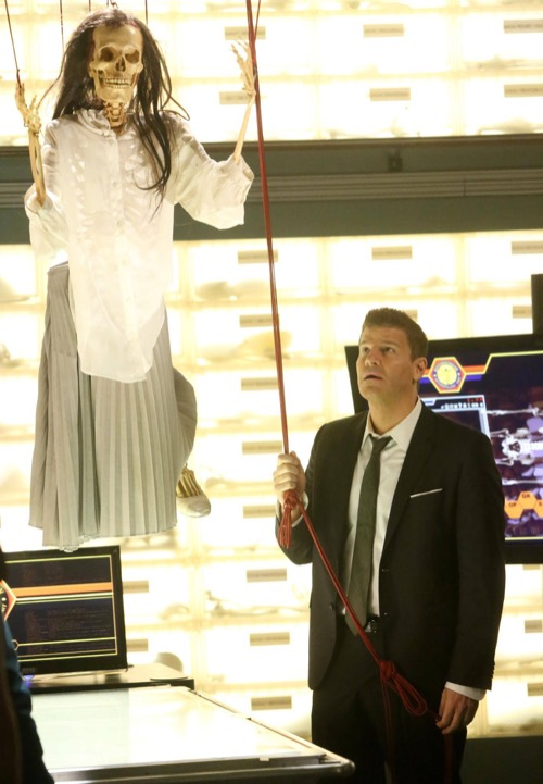 "Bones Recap - Fisher Returns, Bones Sick: Season 11 Episode 17 ""The Secret in the Service"""