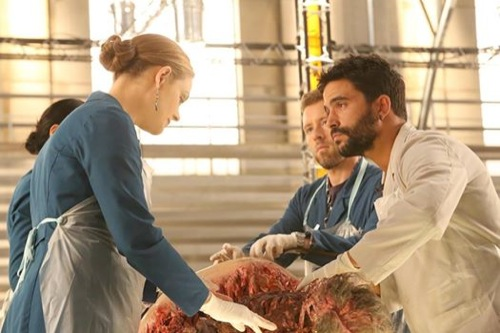 "Bones LIVE Recap ""The Purging of the Pundit"": Season 10 Episode 3"