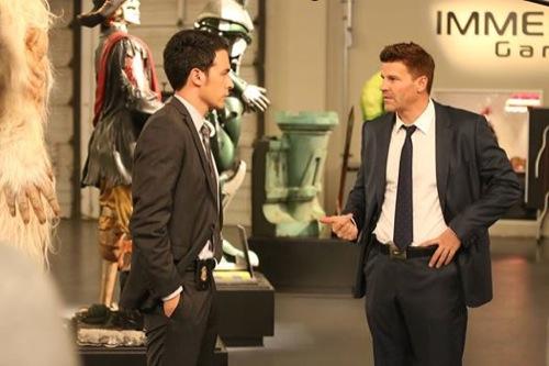 """Bones Recap Spoilers """"The Geek in the Guck"""": Season 10 Episode 4"""