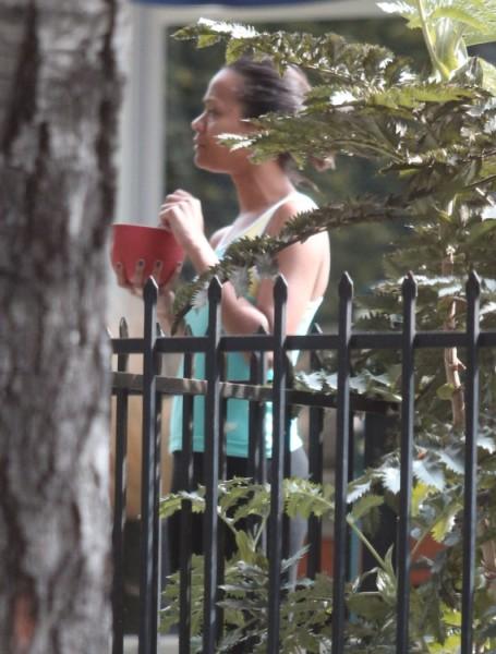 Bradley Cooper And Zoe Saldana Back Together! (Photos) 0923