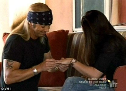 Bret Michaels and Kristi Gibson are Officially Engaged