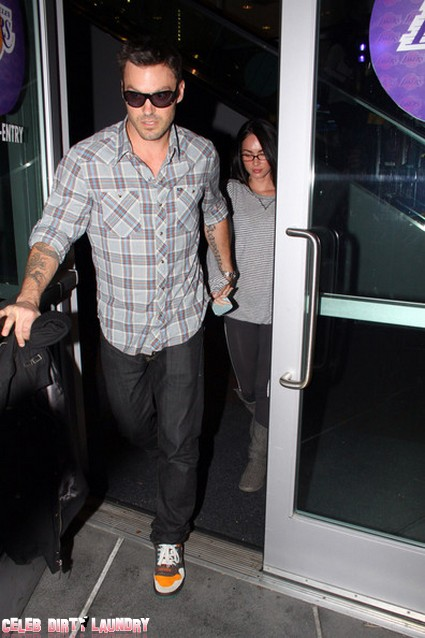 Brian Austin Green Suing His Baby Mama!
