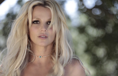 Oops Britney Spears Does It Again, She Looks Adorable!