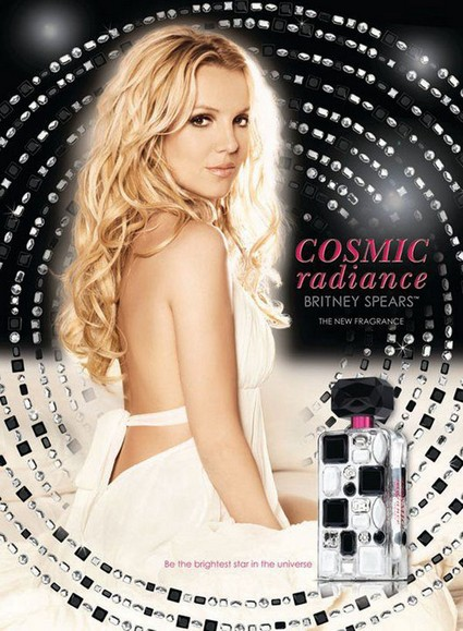 Fragrance Number Seven For Britney Spears In August