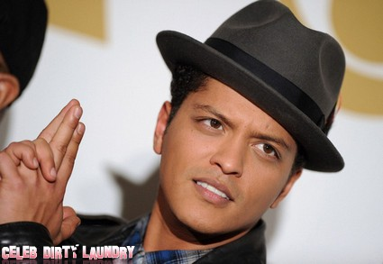 Bruno Mars Gets Cocaine Charge Dismissed