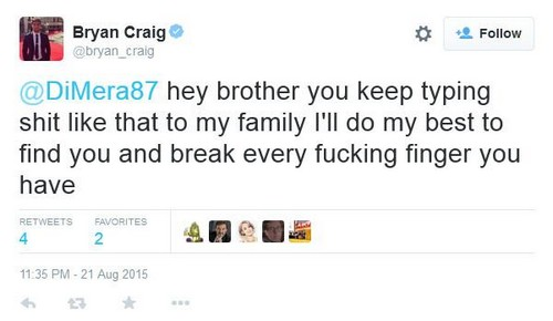General Hospital (GH) Spoilers: Bryan Craig (Morgan Corinthos) Leaves Twitter After Threatening To 'Break Every Finger' of Troll