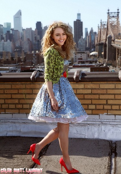 First Official Look At Sex And The City Prequel The Carrie Diaries (Photo)