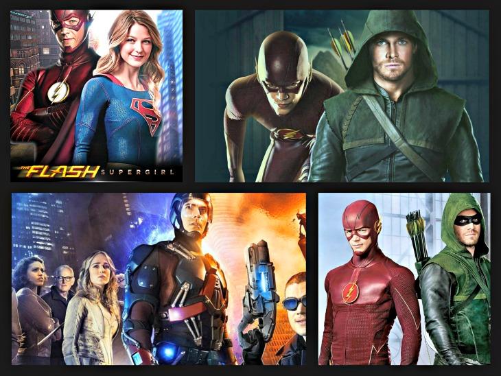 CW-Superheros