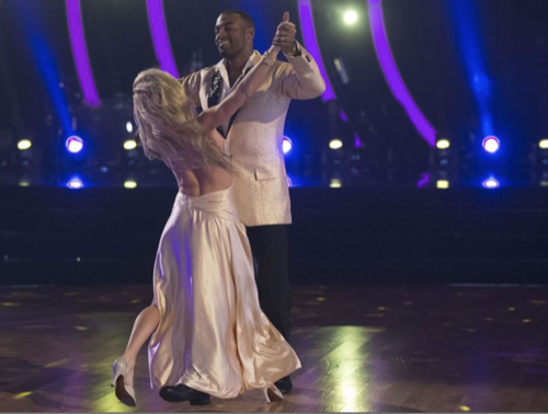 Calvin Johnson Jr Dancing With The Stars Argentine Tango Video Season 23 Week 5 – 10/17/16 #DWTS