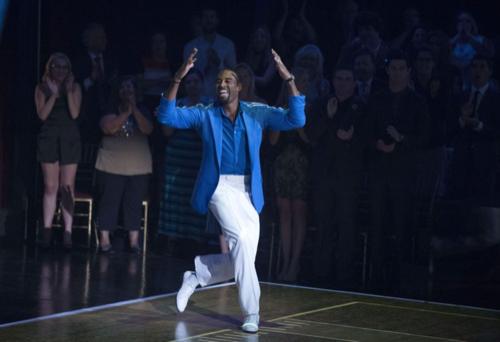 Calvin Johnson Dancing With The Stars Quickstep Video Season 23 Week 8 – 10/31/16 #DWTS