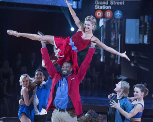 Calvin Johnson Jr Dancing With The Stars Video Season 23 Finale – 11/22/16 #DWTS