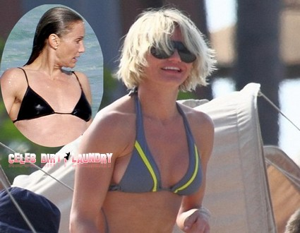Did Cameron Diaz Get Her Boobs Made Bigger? (Photo)