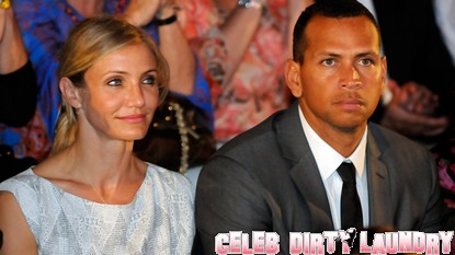 Cameron Diaz and Alex Rodriguez Split Rumors False!