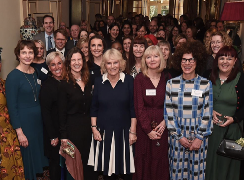 Camilla Parker-Bowles on Domestic Violence, Survivors' Stories Gave Duchess of Cornwall Nightmares