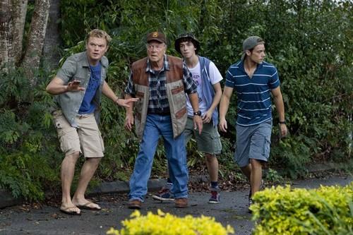 "Camp RECAP 8/28/13: Season 1 Episode 8 ""Harvest Moon"""