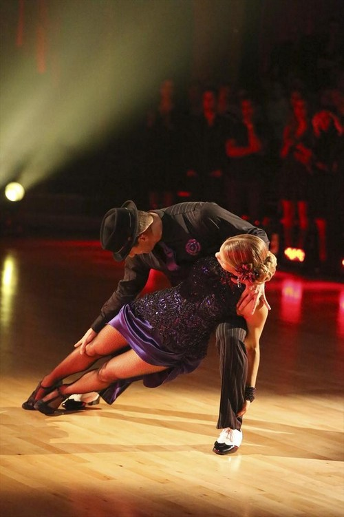 Candace Cameron Bure Dancing With the Stars Foxtrot Video 5/5/14 #DWTS