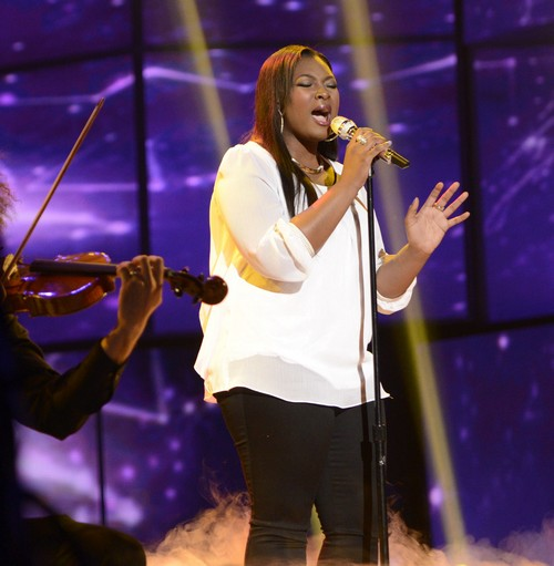 "Candice Glover American Idol ""Find Your Love"" Video 4/24/13"