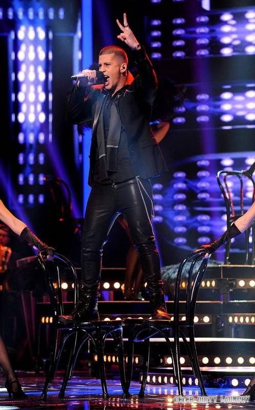 "Carlito Olivero The X Factor ""I Need to Know"" Video 12/11/13 #TheXFactorUSA"