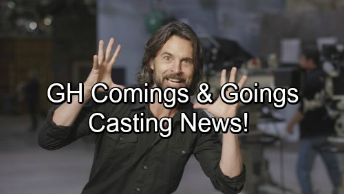 General Hospital Spoilers: Casting News – Comings and Goings – Fan Favorite Returns, New Gig for GH Alum