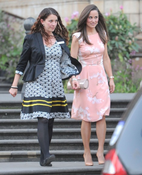 Pippa Middleton Starts Own Company, Leaving Kate Middleton And London Behind For Good? 0531