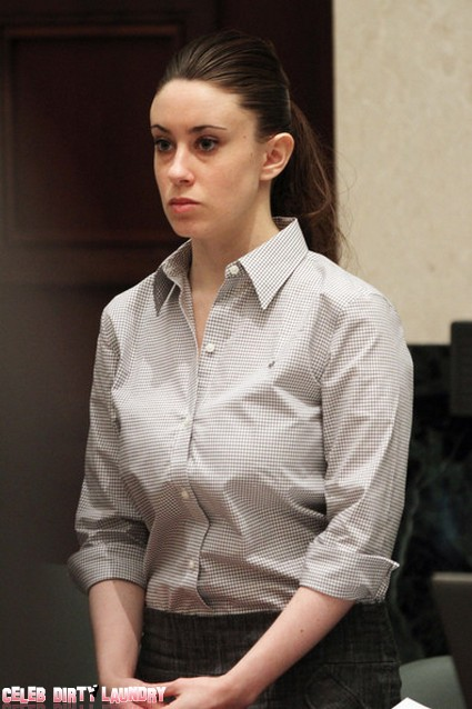 Forced Out Of Hiding Casey Anthony in Trouble Again
