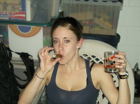 Casey anthony bisexual