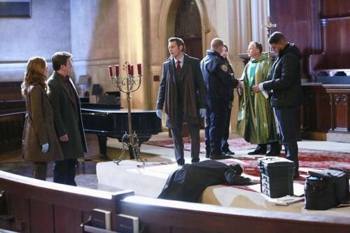 """Castle RECAP 11/25/13: Season 6 Episode 10 """"The Good, The Bad & The Baby"""""""