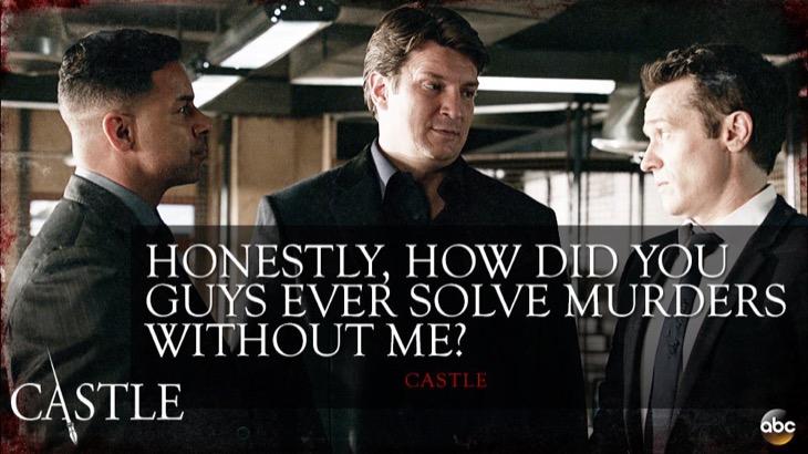 Castle Recap Live Recap - Witness for the Prosecution: Season 8 Episode 10