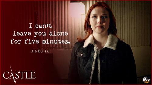 """Castle Recap 2/22/16: Season 8 Episode 12 """"The Blame Game"""""""