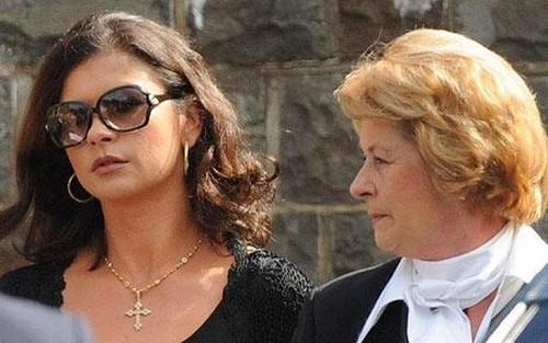 Michael Douglas Begs Catherine Zeta-Jones' Mother, Patricia Fair, To Help End Separation