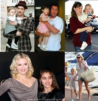 5 Celebrity Mini Me's
