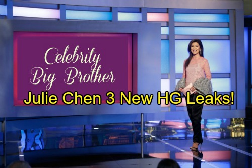Celebrity Big Brother US Spoilers: Julie Chen Leaks Three More HG Names and CBBUS Premiere Date