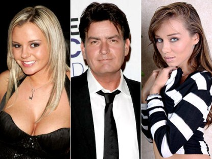 Charlie Sheen's Hookers To Agree To Drug Tests In Custody Battle