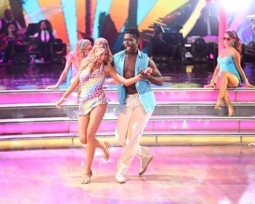 Charlotte McKinney Dancing With The Stars Rumba Video Season 20 Week 3 – 3/30/15 #DWTS
