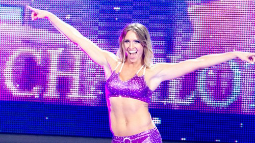 Charlotte: WWE NXT Women's Champion Resembling Father Ric Flair