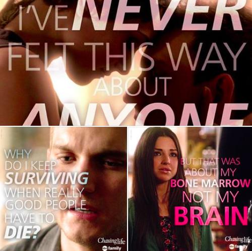 """Chasing Life Recap - """"Life, Actually"""": Season 1 Episode 19"""