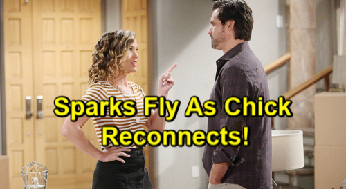 The Young and the Restless Spoilers: Nick and Chelsea's Electric Moment – Adam's Fury Unleashed as Chick Reconnects