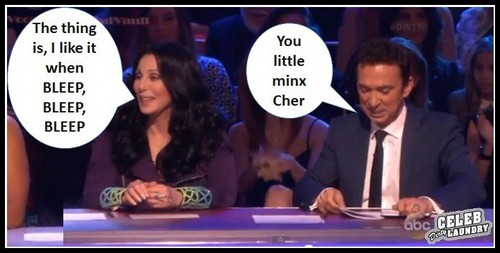 Cher Censored: Comments Get Mega-Bleeped Out by Dancing With the Stars - What Did She Say?!