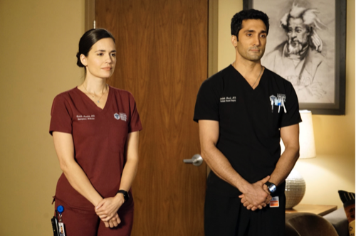 Chicago Med: 6×4