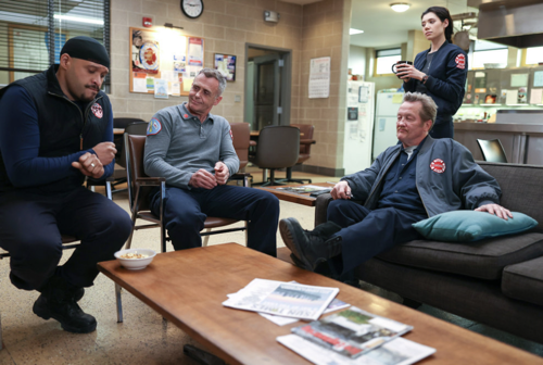 """Chicago Fire Recap 05/05/21: Season 9 Episode 13 """"Don't Hang Up"""""""