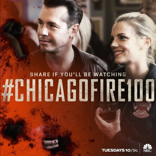 "Chicago Fire Fall Finale Recap - Louie's Adoption Ruined: Season 5 Episode 8 ""One Hundred"""