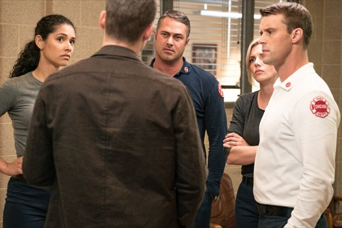 "Chicago Fire Recap 10/16/19: Season 8 Episode 4 ""Infection, Part 1"""