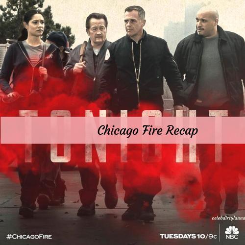 """Chicago Fire Recap 4/4/17: Season 5 Episode 18 """"Take a Knee"""""""