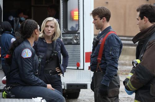"""Chicago Fire Winter Premiere Recap 01/13/21: Season 9 Episode 3 """"Smash Therapy"""""""