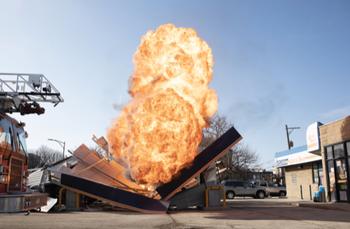 """Chicago Fire Recap 02/10/21: Season 9 Episode 6 """"Blow This up Somehow"""""""