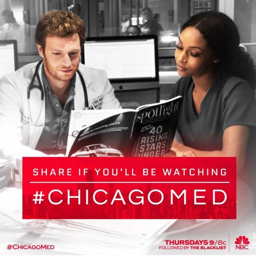 "Chicago Med Recap LIVE: Season 2 Episode 3 ""Natural History"""